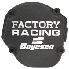 IGNITION COVER HONDA CR250 02-07 BLACK